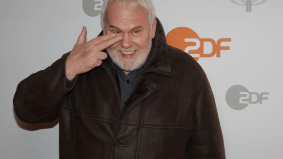 """Nach der Aufzeichnung der Show """"50 Jahre ZDF"""" veranstaltete der Sender im Forum Adlershof einen Empfang mit vielen prominenten Gästen. Mit dabei waren unter anderem Sänger und Entertainer Gunther Emmerlich ..."""