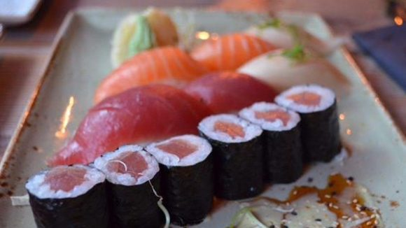 Sushi at its best: zu Gast im Restaurant Zen.