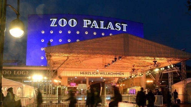 Der Berliner Zoo Palast erstrahlt in neuem Glanz.