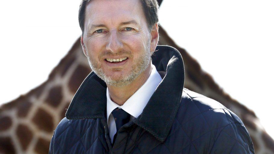Der neue Zoochef Anderas Knieriem informierte sich über den Zustand des Berliner Tierparks.