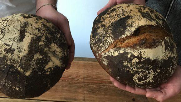 Knackig, frisch und lecker – bei 100Brote wird das Bäckerhandwerk noch großgeschrieben.