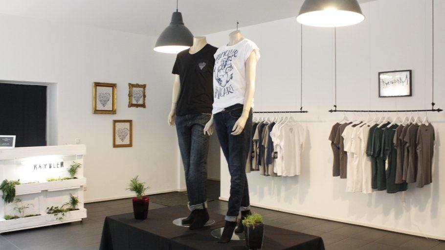 Nach Amsterdam folgt Berlin. Im Friedrichshain hat ein Studio des Streetwear-Labels Rambler eröffnet.