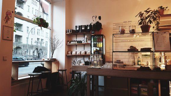 Kaffee von Innen