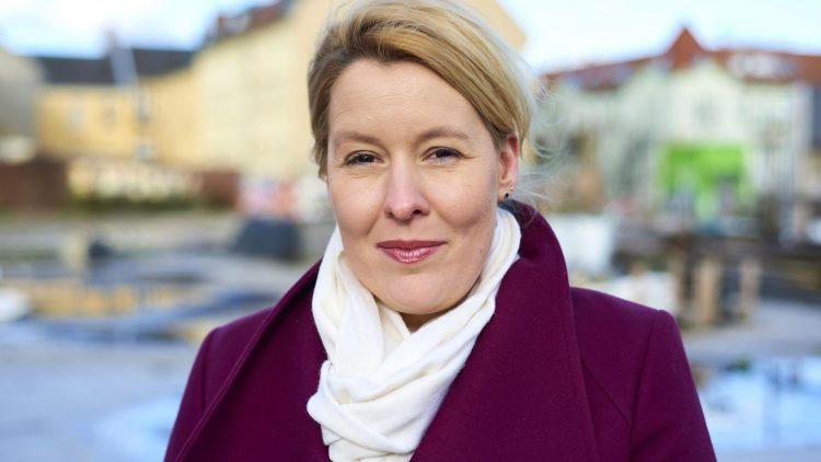 Franziska Giffey ist seit drei Jahren Bürgermeisterin und bundesweit auch ein wenig das Gesicht von Neukölln.