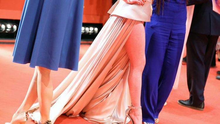 Glanz und Glamour: Auch in diesem Jahr wird der Berlinale-Teppich wohl rot bleiben.