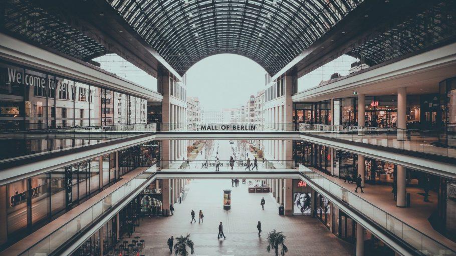 In Berlin werden demnächst zwei weitere Einkaufszentren eröffnet, nämlich Nr. 68 und 69. Da kann man schon mal den Überblick verlieren ...