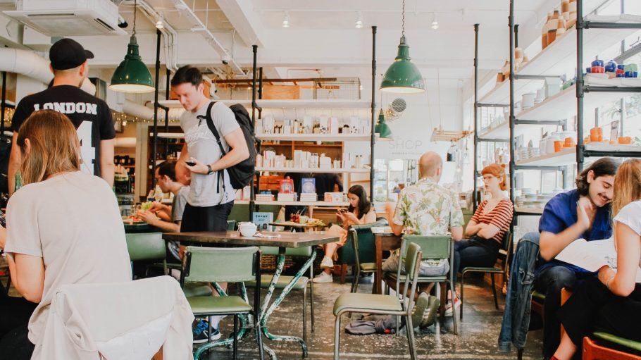Der Weg in den Einzelhandel: Im Kaufhaus des Testens können junge Unternehmen ihre Produkte anbieten und verkaufen.