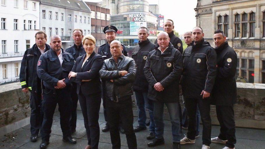 Den Müll-Sheriffs von Neukölln will man lieber nicht in die Quere kommen.