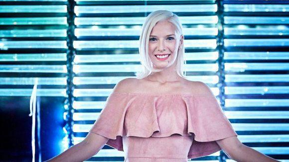 Oksana Kolenitchenko ist zusammen mit ihrem Mann Betreiberin des Clubs The Pearl in Charlottenburg. Stolz ist sie dort unter anderem auf die atmosphärische Beleuchtung.