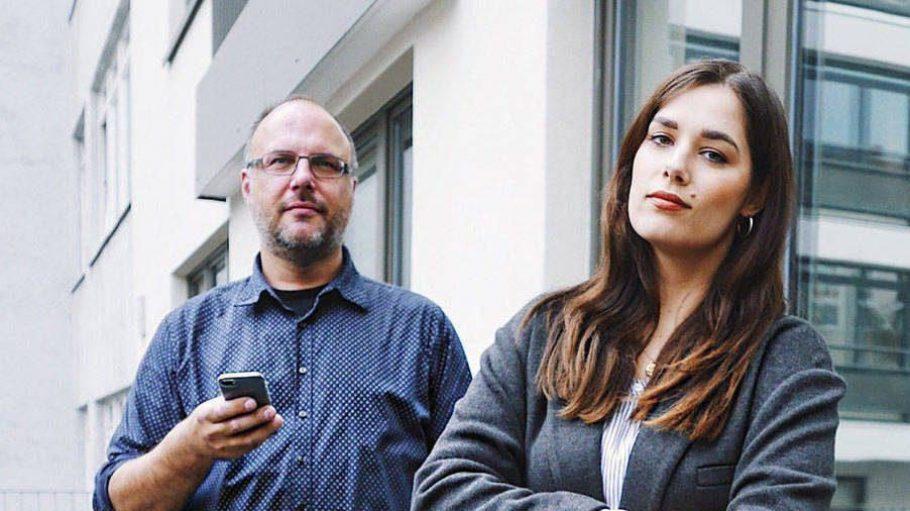 Sascha Schulz und Tara Wittwer, selbst erfolgreiche Bloggerin, sind die Initiatoren der Influencer Marketing Academy.