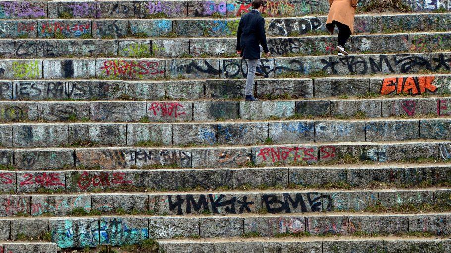 Der Mauerpark wird umgegraben – geht dadurch noch ein Stück des alten Flairs verloren?