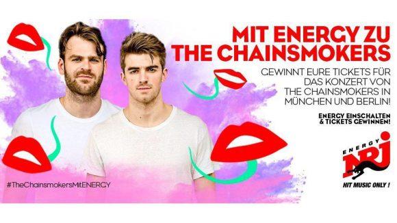 Erlebe die beiden Stars live in München oder Berlin. Gewinne mit etwas Glück Karten!