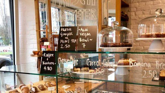 Die neue Filiale von The Visit Coffee liegt in der Müllerstraße am Leopoldplatz.