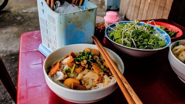 Vielfältig, abwechslungsreich und richtig gesund: Die vietnamesische Küche ist das perfekte Mittagessen.