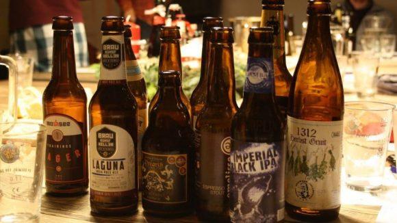 Bierlieb Tasting Flaschen