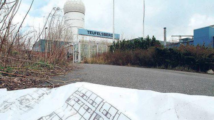 Große Pläne. Derzeit steht die ehemalige Abhörstation leer.