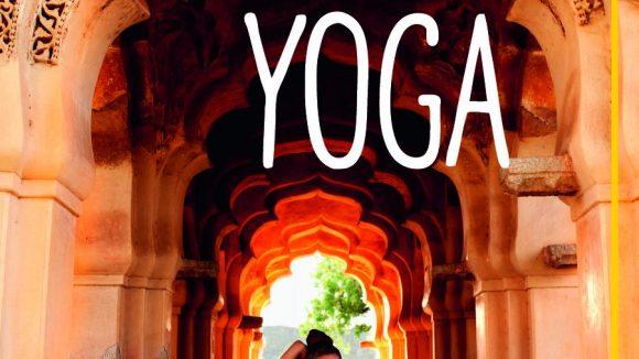 """""""All about Yoga""""-Buch von Kerstin Linnartz"""