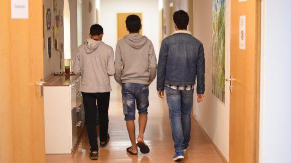 Alleine in Deutschland. Junge Flüchtlinge, die ohne ihre Eltern eingereist sind.