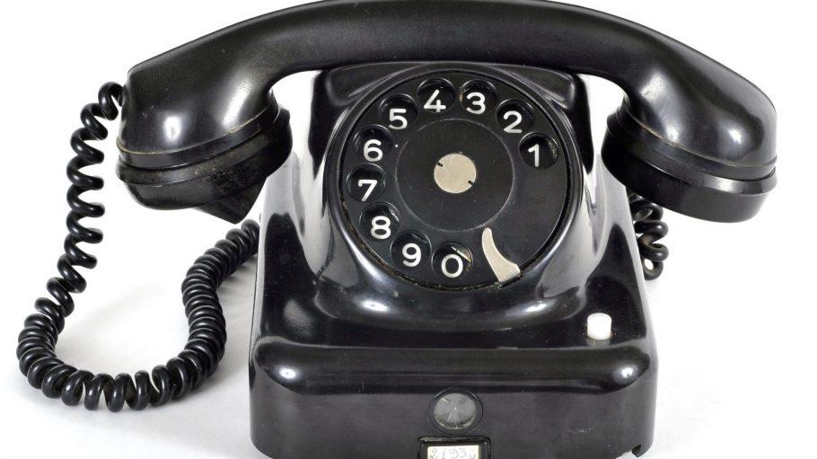 Alte Telefone, wie sie Borck & Goldschmidt herstellte, sind heute wieder in Mode.