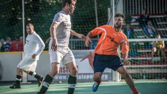 Bereits bei vergangenen Europameisterschaften konnten die Spieler auf dem Spielfeld ihre Alltagssorgen für einen Moment vergessen und gemeinsam Spaß am Sport haben.