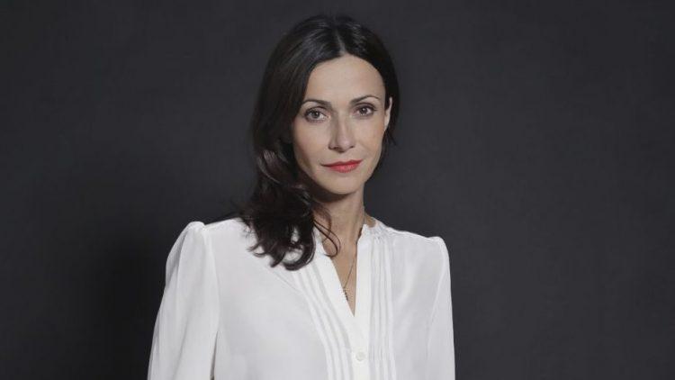 Eine der erfolgreichsten Geschäftsfrauen Berlins.