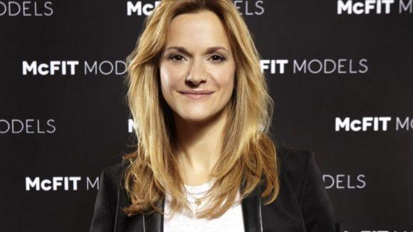 McFIT MODELS-Geschäftsführerin Anja Tillack