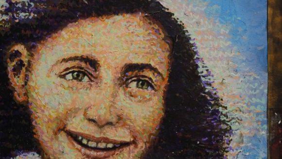Anne Frank von Jimmy C ©Antonia Peissker