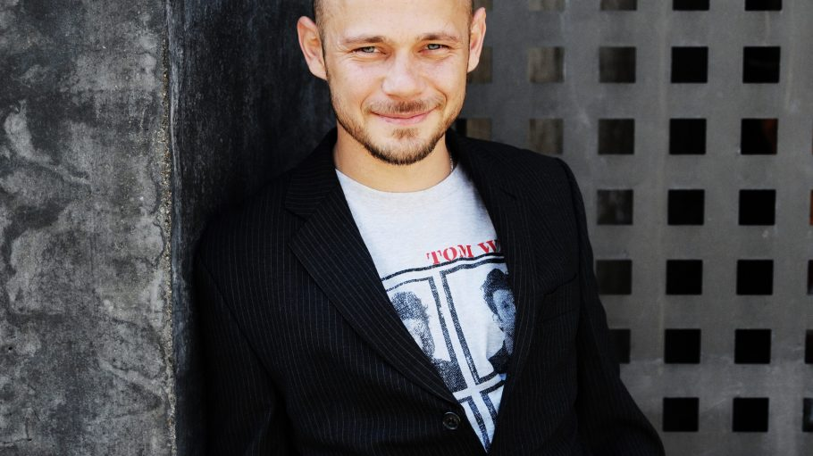 Der Schauspieler Antonio Wannek.