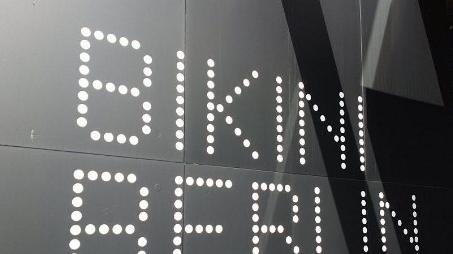Bikini Berlin wird nach und nach im Jahr 2014 eröffnen.