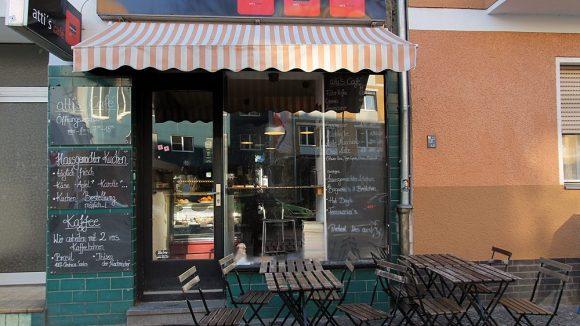 Atti's Café in Weddings Drontheimer Straße ist seit vier Jahren eine tolle Adresse für Veganer und Vegetarier.