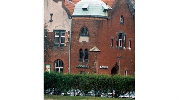 Ehemalige Groterjahn-Brauerei.