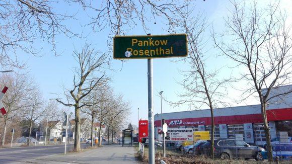 Zwischen Märkischem Viertel und Niederschönhausen liegt Rosenthal, ein kleiner Ort aus Kleingärten und Neubauten.