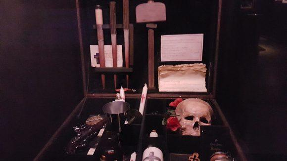 Auf diesen Luxus-Vampirjägerkoffer wäre sogar Buffy scharf gewesen. ©QIEZ