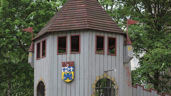 Auf zu den sieben Zwergen: Im Zwergenland in Charlottenburg.