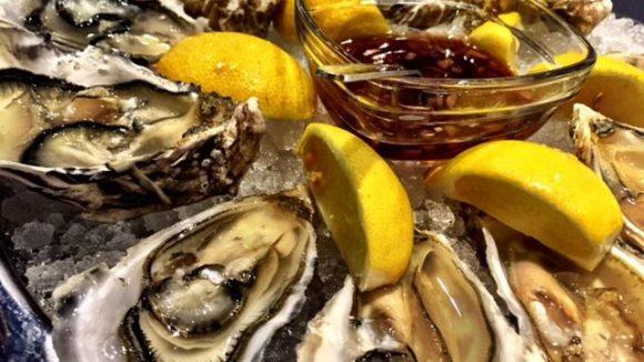 Austern im Fischrestaurant La Crieé (c) Jänicke