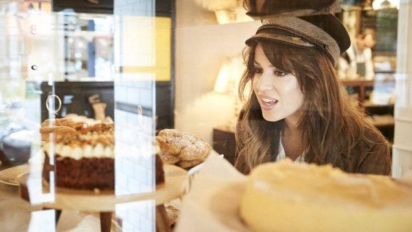 Wenn sie einige Tage frei hat, nimmt Natalia Avelon gern das Allergie-Risiko in Kauf - aus Freude am guten Essen.