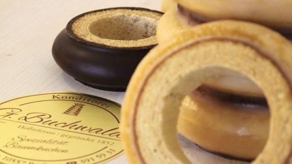 Baumkuchen aus der Kondirtorei Buchwald. ©Konditorei Buchwald