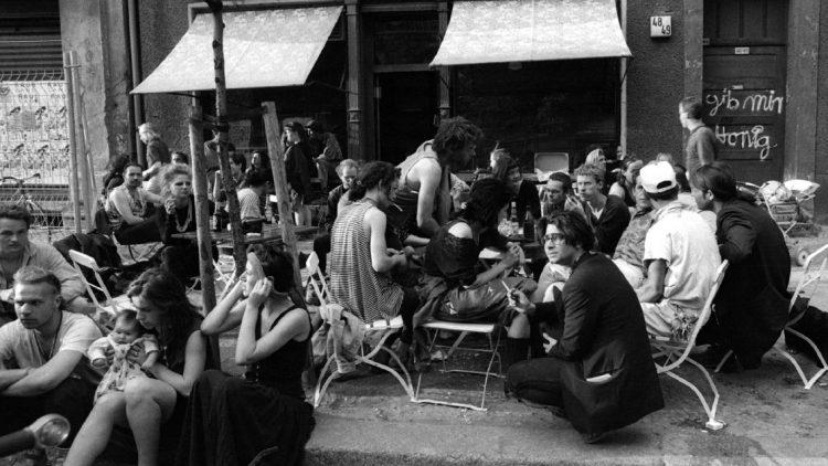 """Eine der Aufnahmen von Ben de Biel aus dem kürzlich erschienenen Band """"Berlin Wonderland"""" - der Fotograf wird auch beim Event im Prince Charles zugegen sein."""