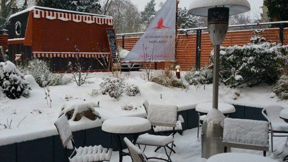 Dithmarscher Hofladen im Winter