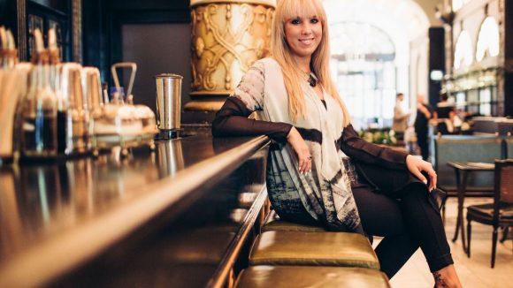 Besucht Annemarie Eilfeld gerne: das Kaffeehaus Grosz.