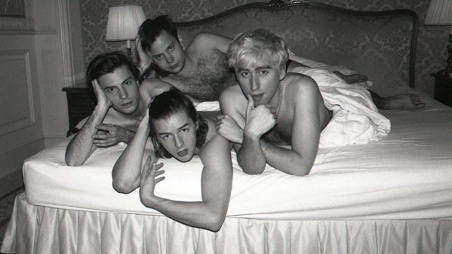 Die ehemalige Teenieband ist erwachsen geworden - und zieht blank. Hoffentlich auch heute Abend zum Berlingig!