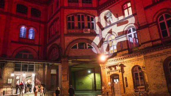 Heute ist die Bötzow-Brauerei eine Kunst- und Kulturstätte.