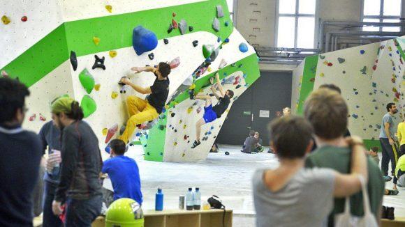 In Mariendorf finden Kletterfans ab sofort ein neues Indoor-Paradies!