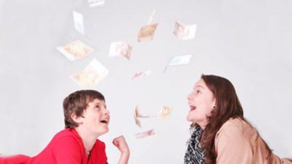 Die Firma Bricklebrit will Eltern bei der Finanzerziehung ihrer Kinder zur Seite stehen.