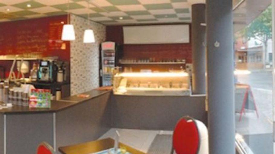 Das Café Carla füllt eine Lücke im Zentrum von Wilhelmsruh.