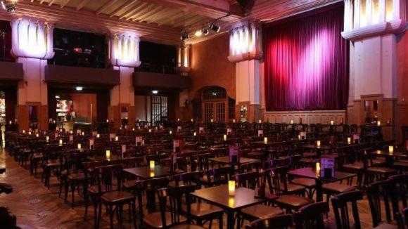 Der Theatersaal (c)Kevin Kosmalla