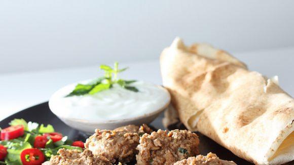 Das Chicken Bihiari Kabab von Shaikh findet sich im neuen Kochbuch von Über den Tellerrand kochen wieder.