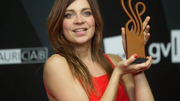 Claudia Eisinger erhielt 2016 den Deutschen Schauspielerpreis.
