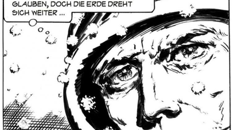 Kein lustiger Kinderkram! In Argentinien sind Comics Gesellschaftskritik. Eine der bekanntesten gezeichneten Helden ist El Eternauta. In seinen Geschichten geht es um den Widerstand gegen eine Invasion von Außerirdischen in Buenos Aires.