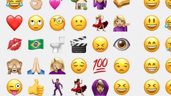 Cristinas liebsten Emojis.